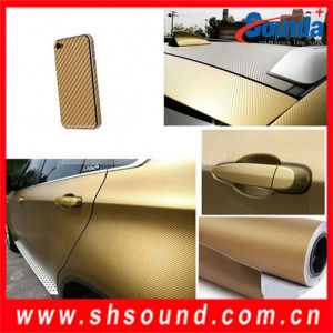 High Grade Carbon Fiber Sticker (SCF120) pictures & photos