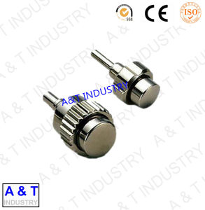 Custom Wholesale Small Stainless Stee CNC Machining Part pictures & photos