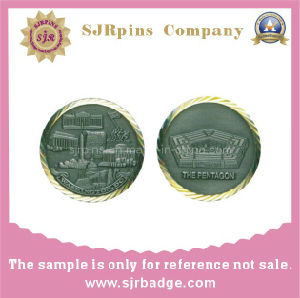 3D Antique Silver Coin, Gift, Souvenir pictures & photos