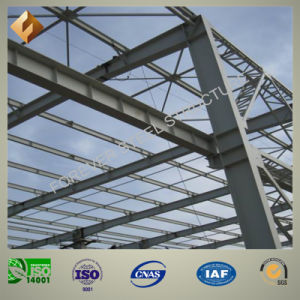 High Quality Prefab Steel Structure Workshop
