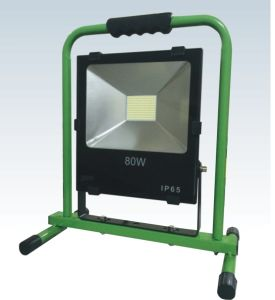 High Quality 80W LED Flood Light with CE GS