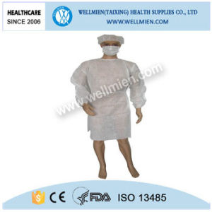 Buy Hospital Disposable Medical Isolation Gowns for Sale pictures & photos