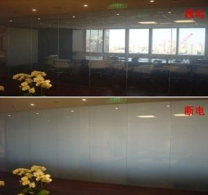 Hot Sale Self-Adhesive Smart Glass Manufacture pictures & photos