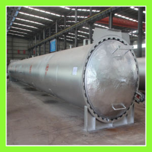 Industrial Steam Autoclave