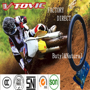 Motorcycle Natural Rubber Inner Tube (250/275-18)
