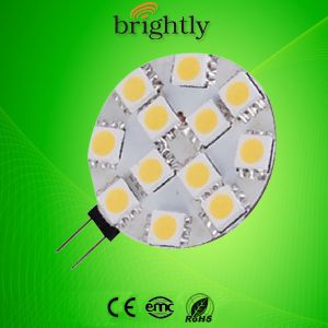 2W G4 170lm 2700-6500k 12V LED Light
