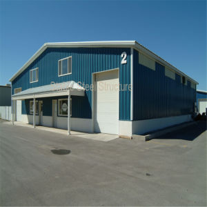 Fabricated Steel Metal Pole Buildings with Cheap Price pictures & photos