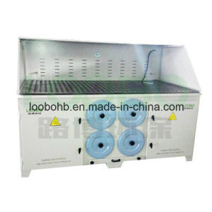 Loobo Factory Price Dust Collector Downdraft Table with PTFE Filters pictures & photos