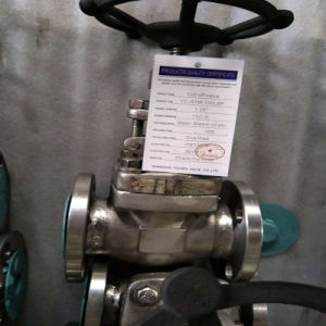 Bronze Flange Good Globe Valve pictures & photos