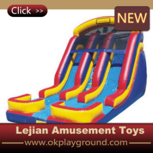 2016 New Design CE High Safety Inflatable Slide (C1225-6) pictures & photos
