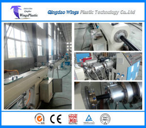 HDPE PE Pipe Production Line / Making machinery / Extruder pictures & photos