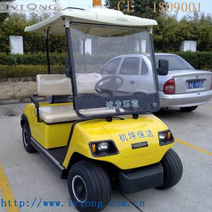 48V Battery Voltage and 1-2 Seats Electric Classic Golf Car pictures & photos