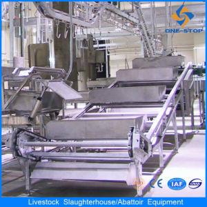 Suspension Type Cattle Offal Cutting and Inspecting Machine pictures & photos