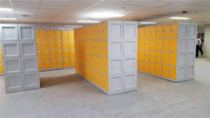 ABS Plastic Locker for Dressing Room pictures & photos