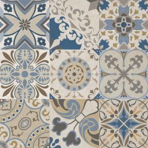 Bule Glazed Matt Finish Porcelain Decoration Tiles pictures & photos