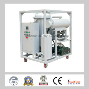 Jy-150 Lushun Mobile Trailer Mounted Vacuum Tranformer Oil Purifier pictures & photos