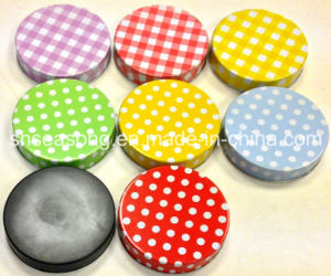 Tin Cap / Metal Screw Lid / Printing Tin Lid (SS4503) pictures & photos