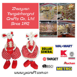 Valentine Decorations Free Sample (ZY6463-1-2-3) Valentine Bunny Ear pictures & photos