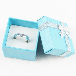 Beautiful Handmade Ring Paper Box (GB67-32)