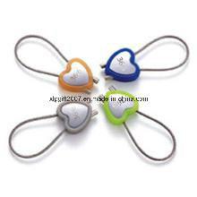 2015 Customized Wholesale 3D Soft Promotion PVC Gift Fashion Keychain