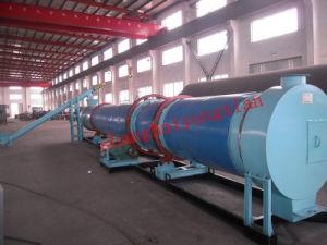 Bio-Fertilizer Drying Machine