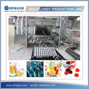 Jelly Candy Production Line (QH150Q~450Q) pictures & photos