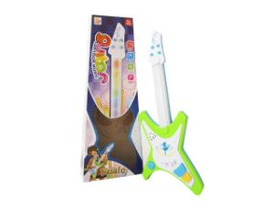 Plastic Electric Guitar with Light and Music (10215151) pictures & photos