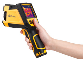 Handheld Body Temperature Thermal Imaging Camera (TE-W2) pictures & photos