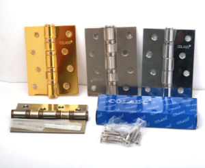 Brass Door Hinge, Wood Door Hinge, Hinge Al-B01 pictures & photos