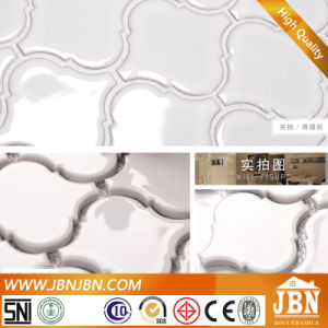 Lantern Shape Cream Color Ceramic Handmade Mosaic (C555010) pictures & photos
