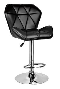 Popular Artifical Leather Swivel Home Kitchen Breakfast Bar Stool (FS-B8225) pictures & photos