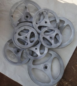 High Quality Hand Wheel Casting Provided pictures & photos