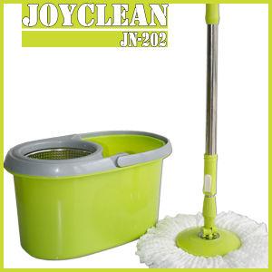 Joyclean Double Device 360 Spin Magic Mop (JN-202) pictures & photos