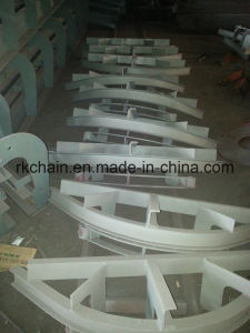 Bending Track for Overhead Conveyor System pictures & photos