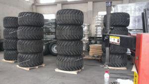 Agricultural Flotation Tyre 550/45-22.5 for Spreader/ Trailer/ Harvester/ Tanker/ Bin pictures & photos