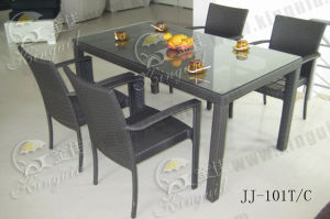 Outdoor Furniture, PE Rattan Furniture, (JJ-101TC) pictures & photos