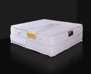Fire Resistant Hotel Mattress pictures & photos
