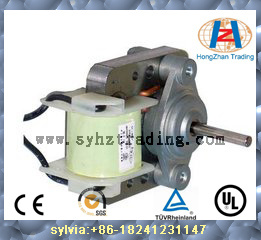 Yj48 Single Phase Shaded Pole Motor for Heater Cooling and Appliances