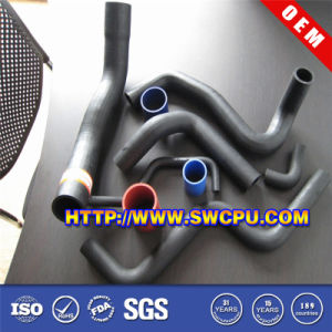Customized Black Flexible Silicone Molded Rubber Bellow pictures & photos