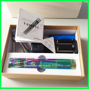 Factory Price E Cigarette Kits 18650 VV Mods Vamo Body Vamo V5