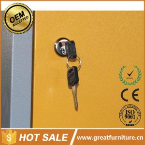 Tinted Six Door Metal Steel Locker pictures & photos
