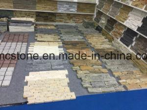 10*40cm White Quartzite Slim Stone Culture Stone Hhsc10X40-005 pictures & photos