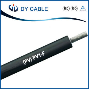 High Quality TUV Certificaiton Solar Cable pictures & photos
