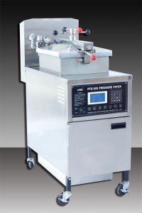 Gas Chicken Fryer (ISO 9001) pictures & photos