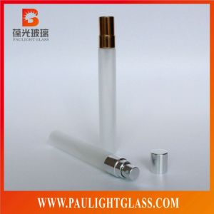 Electroplating Roll Ball Perfume Glass Bottle Pump Bottle (RB-0436)
