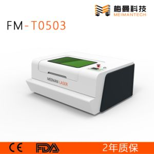 Top Quality CNC Laser Cutting Machine for Fabric with Ce and FDA pictures & photos