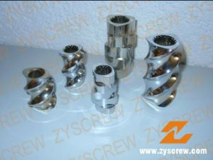Elements Screws Segmented Barrel Twin Screw Elements Segmented Barrel pictures & photos