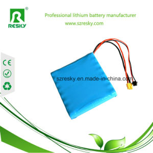 16s1p 60V 2.2ah Lithium Ion Battery for One Wheel Scooter