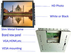 12 Inch LCD Display Open Frame Monitor (1201) pictures & photos