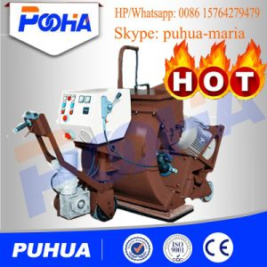 Concrete Floor Shot Blasting Machine for Airport Runway pictures & photos